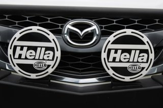 2012 Mazda BT-50 UP0YF1 GT White 6 Speed Sports Automatic Utility