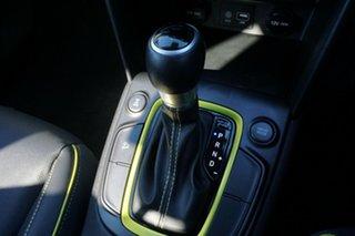 2017 Hyundai Kona OS MY18 Elite D-CT AWD Acid Yellow 7 Speed Sports Automatic Dual Clutch Wagon