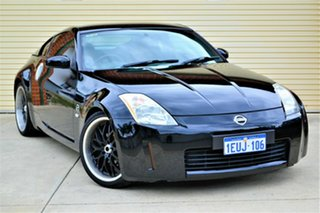2003 Nissan 350Z Z33 Touring Black 5 Speed Sports Automatic Coupe.