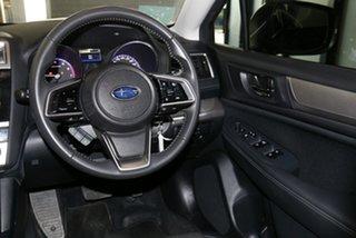2018 Subaru Outback B6A MY18 2.5i CVT AWD Crystal Black 7 Speed Constant Variable Wagon