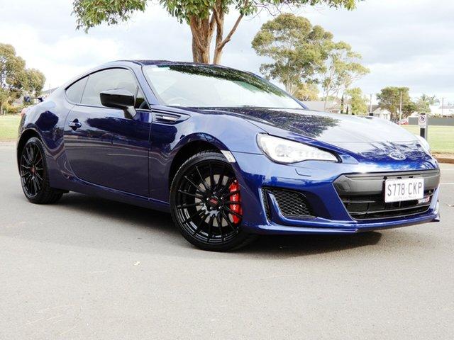Used Subaru BRZ Z1 MY20 TS Glenelg, 2021 Subaru BRZ Z1 MY20 TS Lapis Blue 6 Speed Sports Automatic Coupe