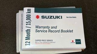 2019 Suzuki Swift AZ GL White 5 Speed Manual Hatchback.