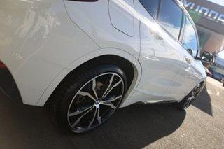 2018 BMW X2 F39 MY19 sDrive18i M Sport Alpine White 7 Speed Auto Dual Clutch Wagon