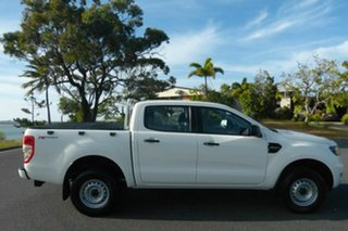 2015 Ford Ranger PX MkII XL Hi-Rider White 6 Speed Sports Automatic Utility.