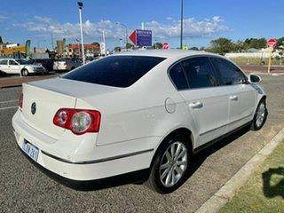 2006 Volkswagen Passat 3C 2.0T FSI White 6 Speed Tiptronic Sedan