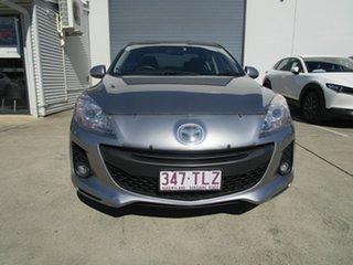 2013 Mazda 3 BL10F2 MY13 Maxx Activematic Sport Silver 5 Speed Sports Automatic Sedan.
