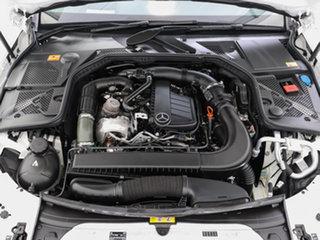 2015 Mercedes-Benz C200 205 BlueTEC White 7 Speed Automatic Sedan