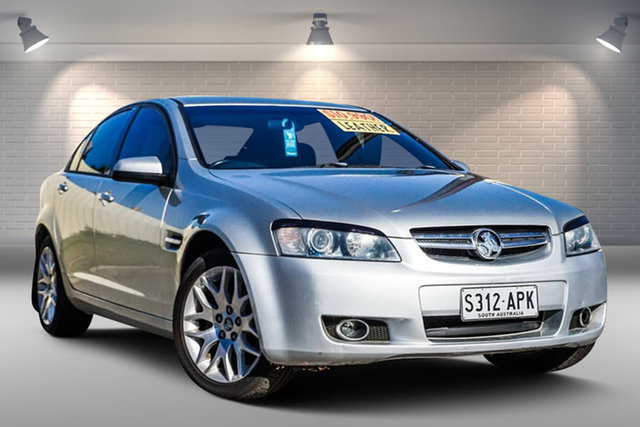 Used Holden Commodore VE Omega Gepps Cross, 2007 Holden Commodore VE Omega Silver 4 Speed Automatic Sedan