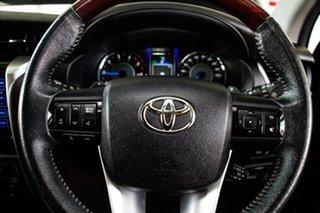 2016 Toyota Fortuner GUN156R GXL Eclipse Black 6 Speed Automatic Wagon