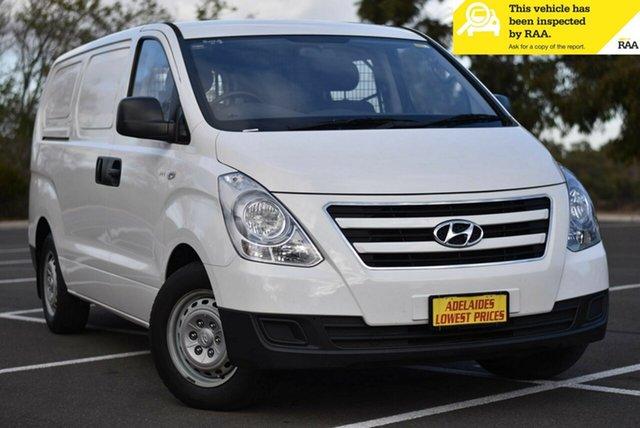 Used Hyundai iLOAD TQ2-V MY15 Enfield, 2015 Hyundai iLOAD TQ2-V MY15 White 5 Speed Automatic Van