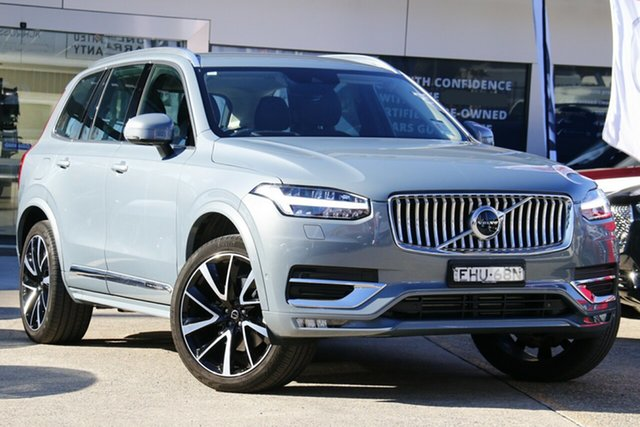 Used Volvo XC90 L Series MY19 D5 Geartronic AWD Inscription Homebush, 2019 Volvo XC90 L Series MY19 D5 Geartronic AWD Inscription Grey Thunder 8 Speed Sports Automatic