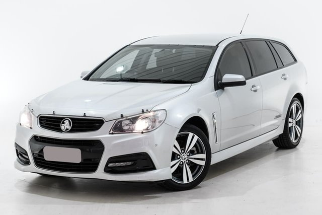 Used Holden Commodore VF MY14 SS Sportwagon Berwick, 2014 Holden Commodore VF MY14 SS Sportwagon Grey 6 Speed Sports Automatic Wagon