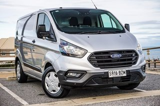 2018 Ford Transit Custom VN 2018.75MY 300S (Low Roof) Silver 6 Speed Automatic Van.