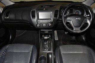 2016 Kia Cerato YD MY16 SI Black 6 Speed Sports Automatic Hatchback
