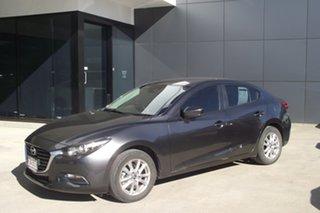 2018 Mazda 3 BN5278 Maxx SKYACTIV-Drive Sport 6 Speed Sports Automatic Sedan