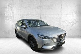 2021 Mazda CX-9 TC Touring SKYACTIV-Drive Silver 6 Speed Sports Automatic Wagon.