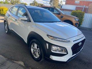 2019 Hyundai Kona Active White Sports Automatic Wagon