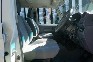 2018 Toyota Landcruiser VDJ79R GXL French Vanilla 5 Speed Manual Dual Cab