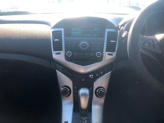 2012 Holden Cruze JH MY12 CD Blue 6 Speed Automatic Sedan