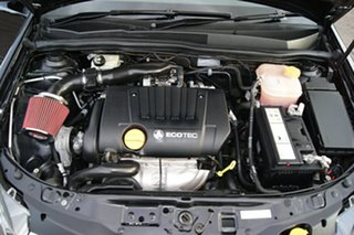 2005 Holden Astra AH MY06 CD Black 5 Speed Manual Coupe