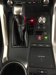 2018 Lexus NX AGZ10R NX300 2WD F Sport White 6 Speed Sports Automatic Wagon