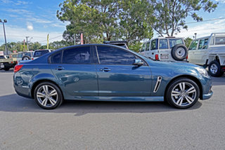 2013 Holden Commodore VF MY14 SV6 Blue 6 Speed Sports Automatic Sedan