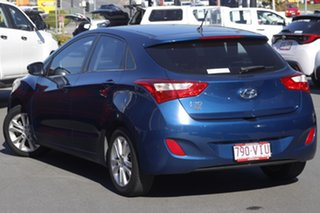 2014 Hyundai i30 GD2 MY14 SE Blue 6 Speed Sports Automatic Hatchback.