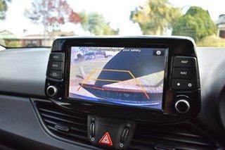 2018 Hyundai i30 PD MY18 Active Marina Blue 6 Speed Sports Automatic Hatchback