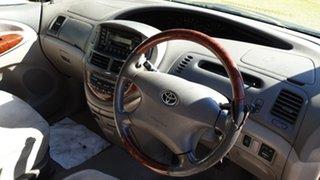 2002 Toyota Tarago ACR30R GLi White 4 Speed Automatic Wagon