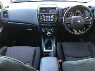 2017 Mitsubishi ASX XC MY18 LS 2WD White 5 Speed Manual Wagon