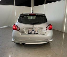 2014 Nissan Pulsar C12 SSS Silver, Chrome 6 Speed Manual Hatchback