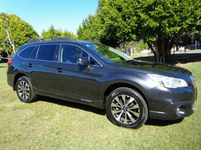 Used Subaru Outback B6A MY15 2.5i CVT AWD Kippa-Ring, 2015 Subaru Outback B6A MY15 2.5i CVT AWD Grey 6 Speed Constant Variable Wagon