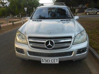2007 Mercedes-Benz GL-Class X164 GL320 CDI 7 Speed Sports Automatic Wagon
