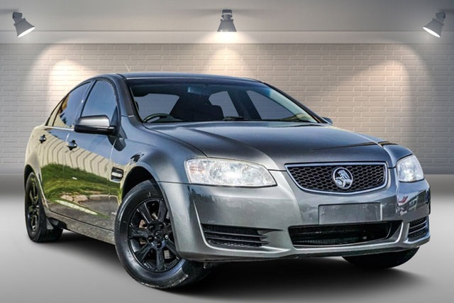 Used Holden Commodore VE II MY12 Omega Gepps Cross, 2011 Holden Commodore VE II MY12 Omega Grey 6 Speed Sports Automatic Sedan