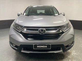 2018 Honda CR-V RW MY18 VTi-S FWD Silver 1 Speed Constant Variable Wagon.