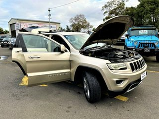 2013 Jeep Grand Cherokee WK MY2014 Limited Gold 8 Speed Sports Automatic Wagon