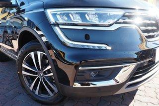 2021 Renault Koleos HZG MY21 Zen X-tronic Pearl Black 1 Speed Constant Variable Wagon.