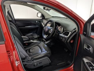 2015 Fiat Freemont JF MY15 Lounge Red 6 Speed Automatic Wagon