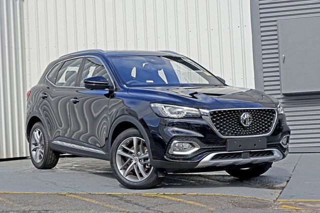 New MG HS SAS23 MY20 Essence DCT FWD Anfield Edition Springwood, 2020 MG HS SAS23 MY20 Essence DCT FWD Anfield Edition Black 7 Speed Sports Automatic Dual Clutch