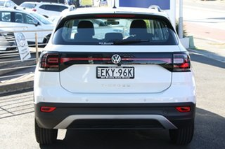 2020 Volkswagen T-Cross C1 MY20 85TSI DSG FWD Life Pure White 7 Speed Sports Automatic Dual Clutch