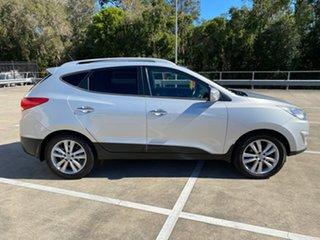 2011 Hyundai ix35 LM MY11 Highlander (AWD) Silver 6 Speed Automatic Wagon.
