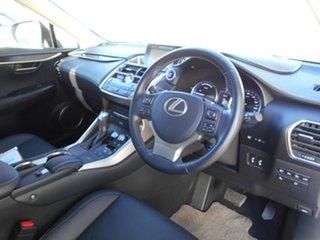 2017 Lexus NX AYZ15R NX300h E-CVT AWD Sports Luxury 6 Speed Constant Variable Wagon Hybrid.