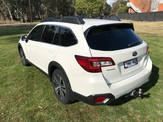 2018 Subaru Outback MY18 2.0D Premium AWD White Continuous Variable Wagon