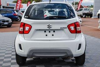 2021 Suzuki Ignis MF Series II GL Pure White 1 Speed Constant Variable Hatchback.