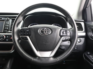 2018 Toyota Kluger GSU55R MY17 Grande (4x4) Grey 8 Speed Automatic Wagon