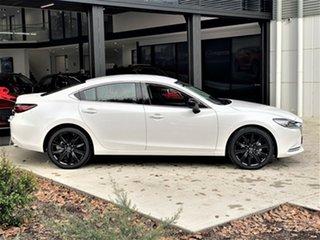 2021 Mazda 6 GT SP SKYACTIV-Drive Sedan.