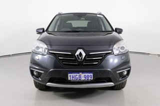 2013 Renault Koleos H45 Phase II Privilege (4x4) Grey Continuous Variable Wagon.