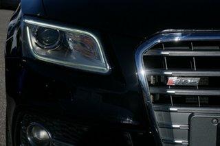 2015 Audi SQ5 8R MY16 TDI Tiptronic Quattro Black 8 Speed Sports Automatic Wagon