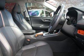 2019 Toyota RAV4 Axaa54R Edge AWD Eclipse Black 8 Speed Automatic Wagon