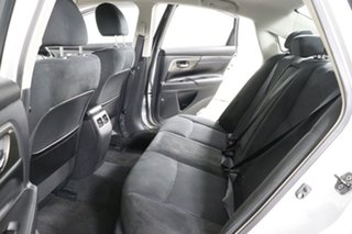 2016 Nissan Altima L33 ST Silver Continuous Variable Sedan